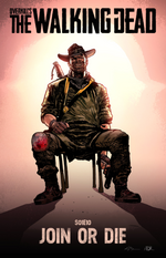 Join Or Die cover by Skybound