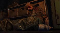 TUB Nurse Corpse