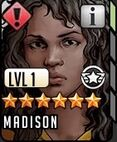 Madison (Road to Survival)