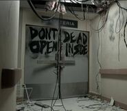 Don't open dead inside