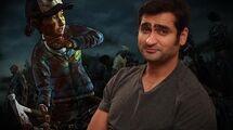 Kumail Nanjiani's Character - The Walking Dead The Game