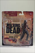 McFarlane Toys The Walking Dead TV Series 1 Zombie Biter 6