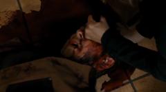 Zombie Brandon Stabbed
