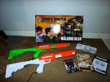 TWD Zombie Hunter Multiplayer