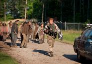 AMC 601 Abraham Fleeing