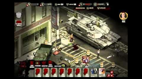 Atlanta Tank - The Walking Dead Social Game - TV Missions-0