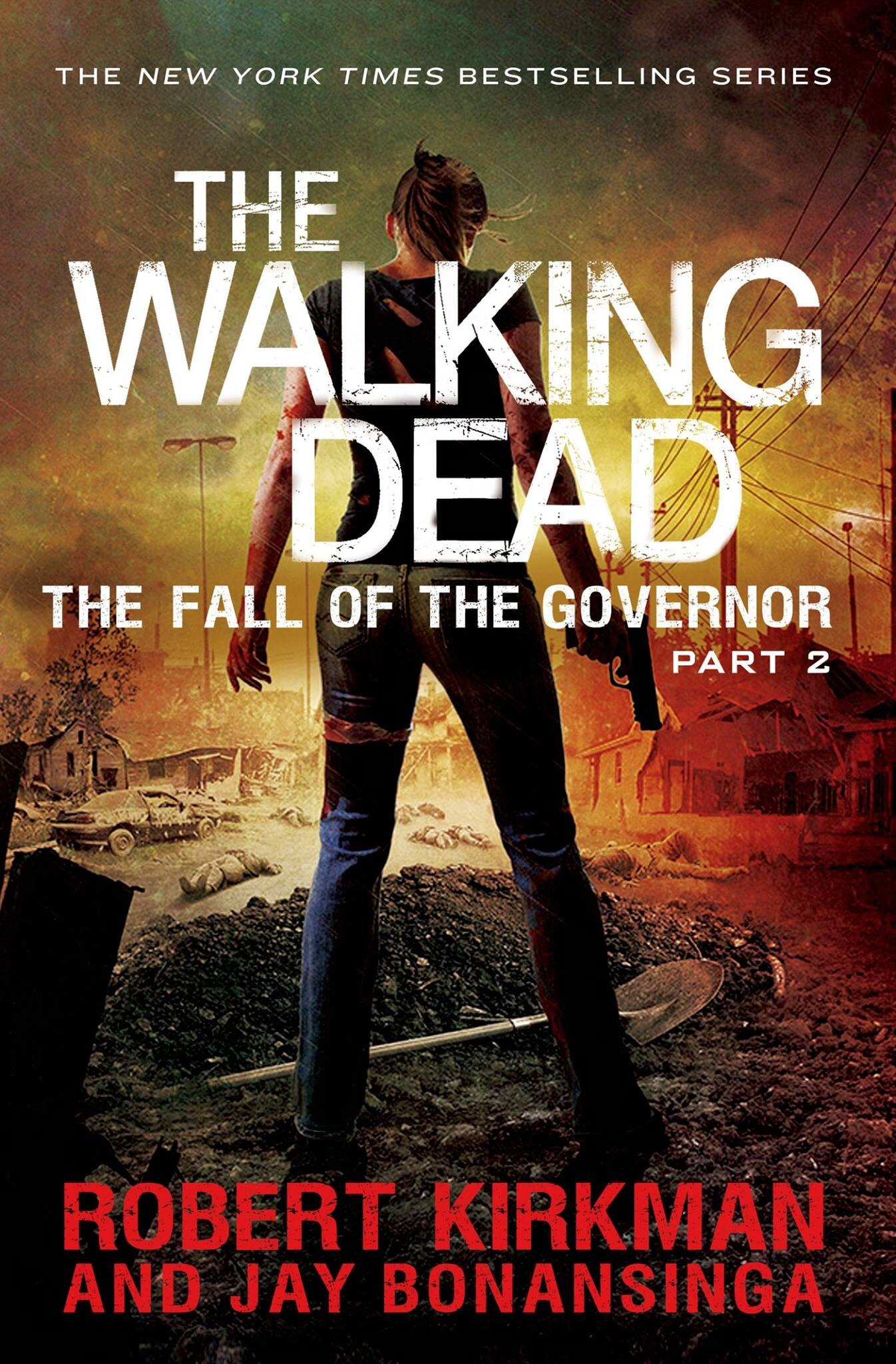 Parts 1 and 2 The Fall of the Governor The Walking Dead