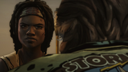 ITD Michonne Unconvinced