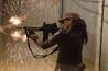 AMC 612 Rosita Shooting