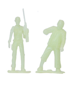 Andrea pvc figure 2-pack (glow-in-the-dark) 2