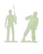 Andrea pvc figure 2-pack (glow-in-the-dark) 2