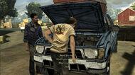 Camioneta de Kenny
