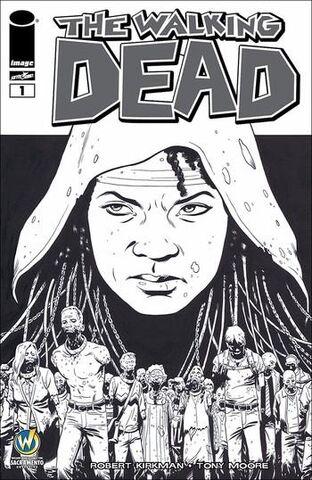 File:Issue 1 Wizard World Comic Con Sacramento Exclusive Sketch Cover signed by Paolo Rivera.jpg