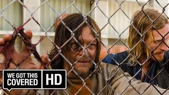 "The Walking Dead 7x03 ""The Cell"" Making Of Featurette"