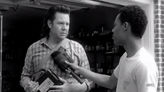 TDWCWYWB Noah give Eugene a gun