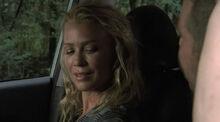 2х06 Андреа в машине