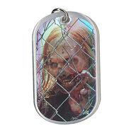 The Walking Dead - Dog Tag (Season 2) - WALKER 22 (Foil Version)