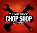 The Walking Dead Chop Shop