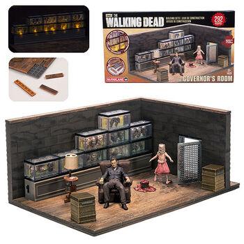 Walking Dead Walking Dead Construction Governor S Room