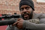 Walking dead tv tyreese