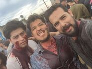 Narcos dead BTS (North)