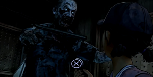 TWD S2 Action Controls