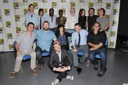 The walking dead cast 3