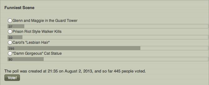 TWDW Awards Poll 13