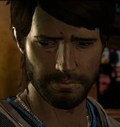 Javier sad