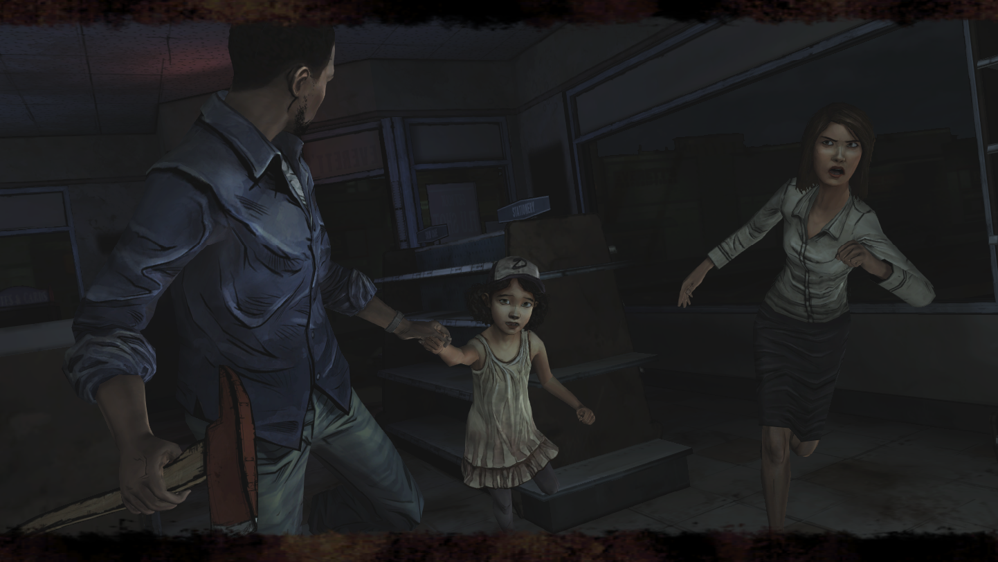 A New Day (Video Game)   Walking Dead Wiki   FANDOM powered