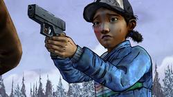 AmTR Clem Shooting Rebecca