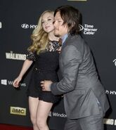 Emily and Norman is hitting that on red carpet