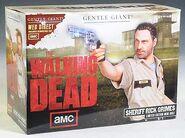 Rick Grimes Mini Bust 1