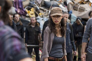 Rosita Espinosa New Best Friends 7x10 Looking Around