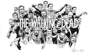 The Walking Dead A Decade of Dead