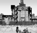 The Sanctuary (Comic Series)