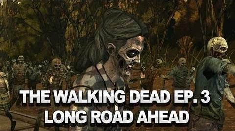 *Exclusive* The Walking Dead Episode 3 Long Road Ahead Trailer
