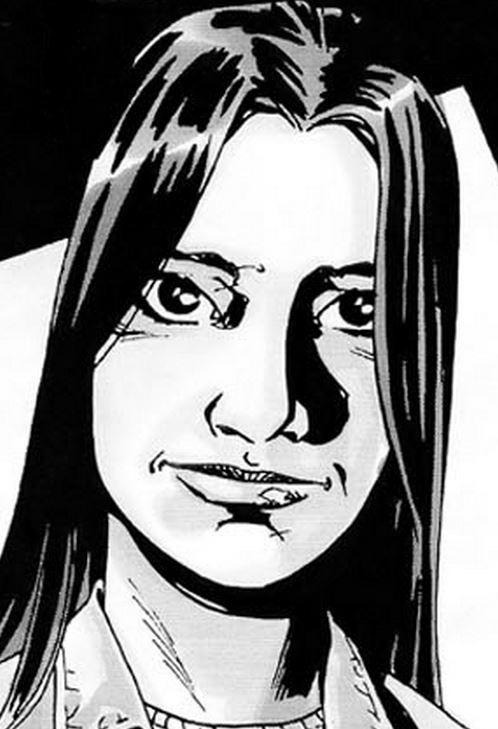 The Walking Dead Comic Lori