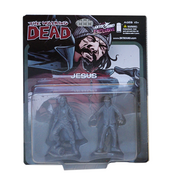 Jesus pvc figure 2-pack (grey)