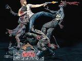 The Walking Dead Resin Statues
