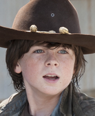 Season three carl grimes