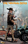 Issue 1 The Walking Dead Day