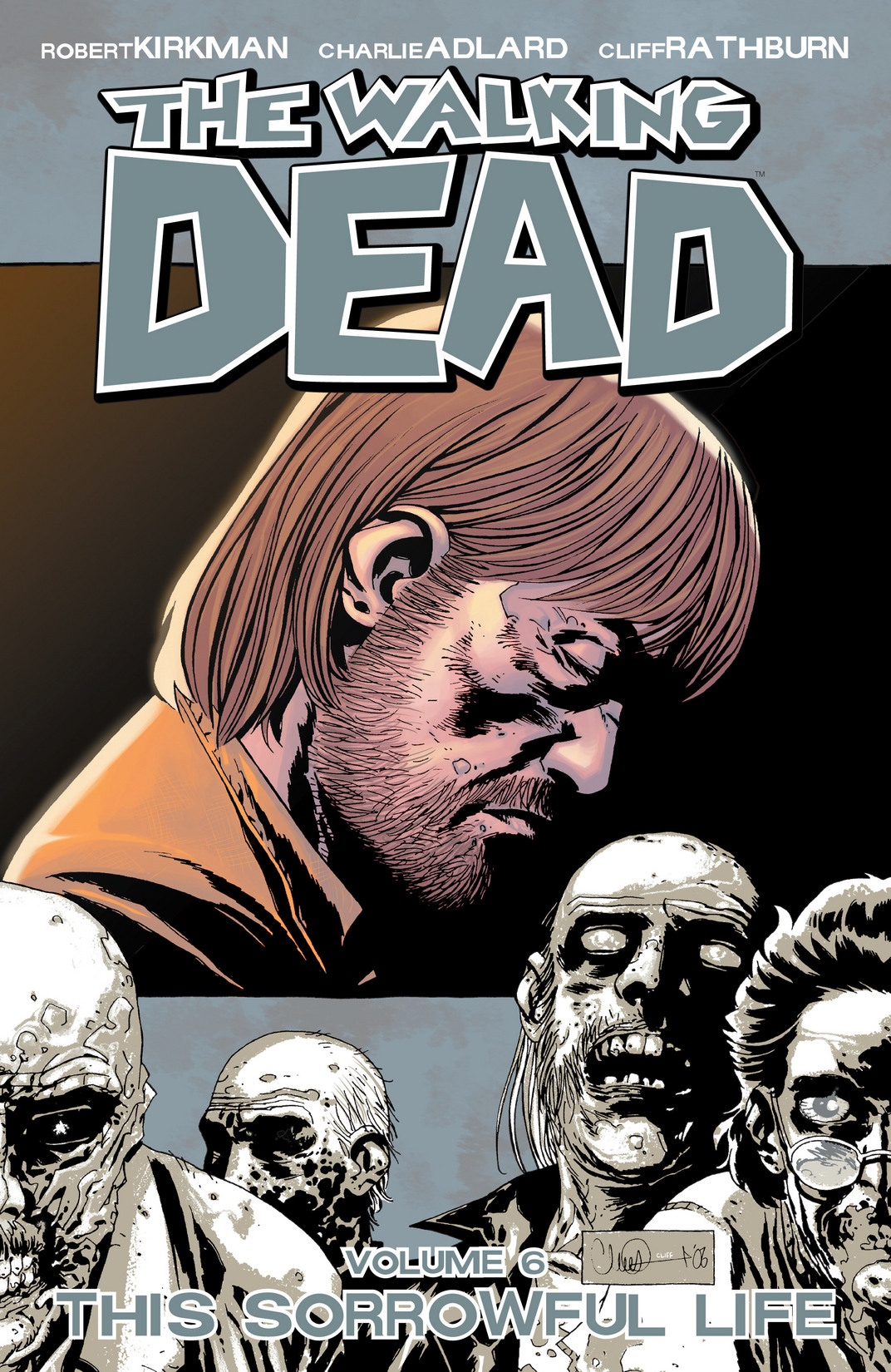 The Walking Dead Comic Book Pdf