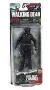 Walking Dead action figures TV series 4 Riot Gear Helmet Zombie 03