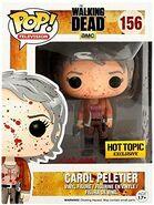 156 Bloody Carol Peletier - Hot Topic Exclusive