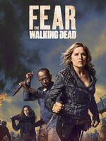 FTWD Season 4 poster 1