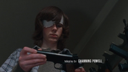 ET Carl grabbing a gun