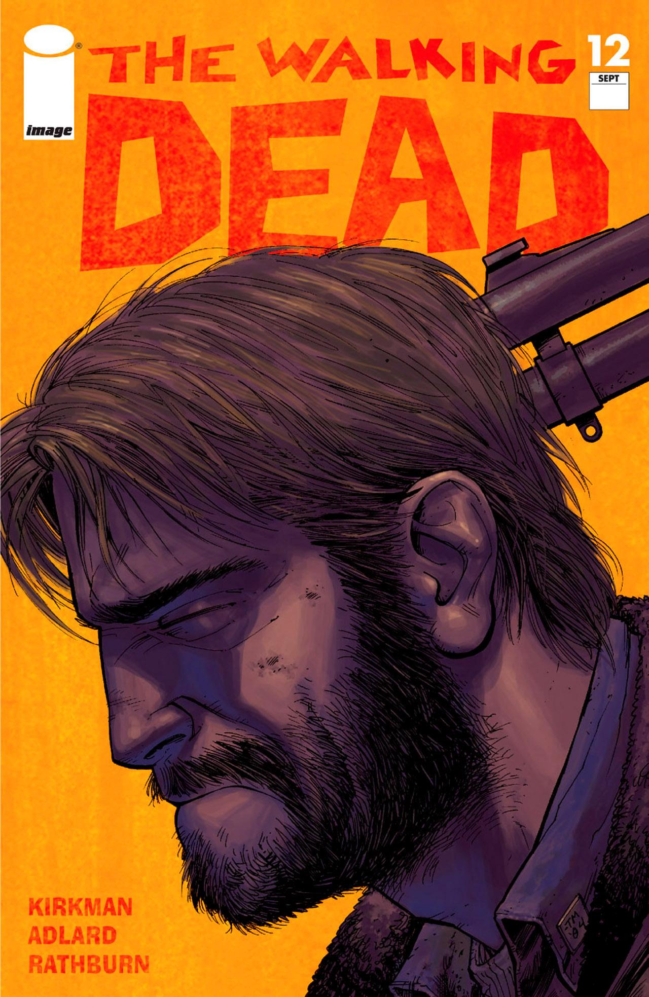 Issue 12 Walking Dead Wiki Fandom Powered By Wikia
