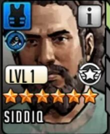 Siddiq Legend