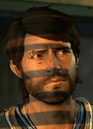 Javier scared season3